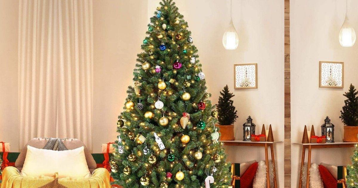 wayfair christmas tree