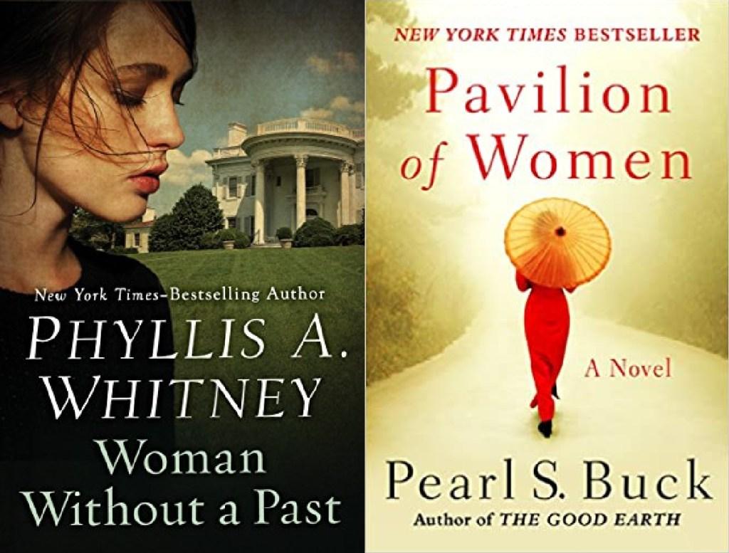 wanita tanpa masa lalu dan paviliun wanita