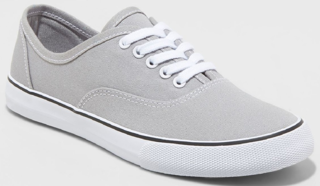 A New Day Women's Layla Canvas Sneakers