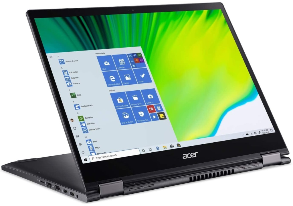 """Acer Spin 5 13.5"""" Intel Core i7 Convertible Laptop"""