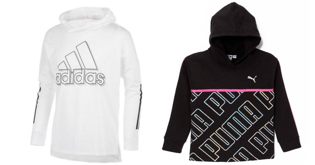 Adidas Hoodies Zulily