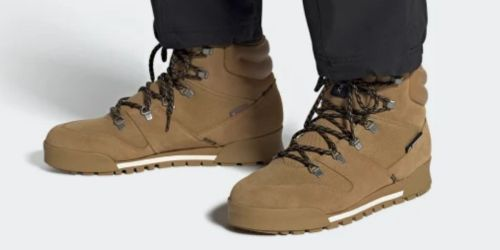 Adidas Men's Terrex Snowpitch Hiking Boots Only $60 Shipped (Regularly $110)