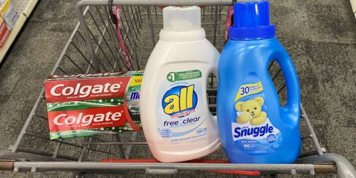 Best CVS Weekly Ad Deals 1/24-1/30 (BOGO Laundry Detergent, Cheap Toothpaste & More!)