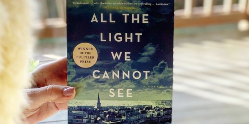 All The Light We Cannot See Kindle eBook Just $2.99 on Amazon