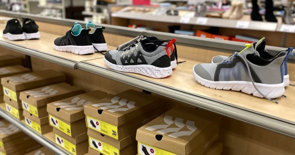All in Motion kids shoes Target