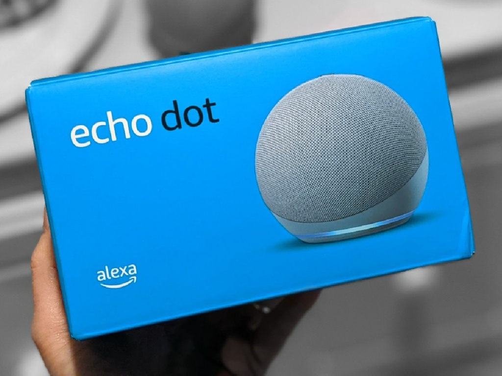 smart speaker Amazon