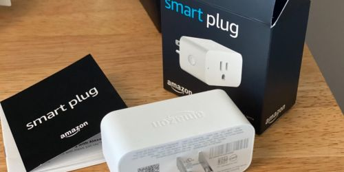 Amazon Smart Plug Only 99¢ (Regularly $25) or Echo Glow Only $9.99 (Regularly $30) | Select Accounts