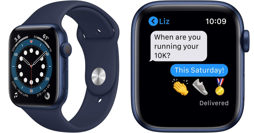 Apple Watch Series 6 with GPS 44mm