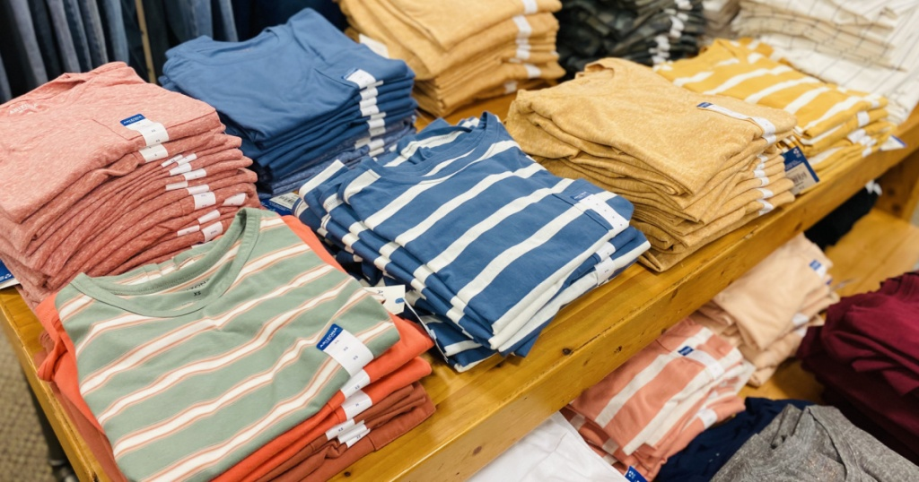 Arizona brand juniors pocket tees