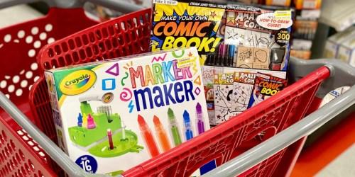 Crayola Marker Maker Set Possibly Only $9.99 at Target (Regularly $20)