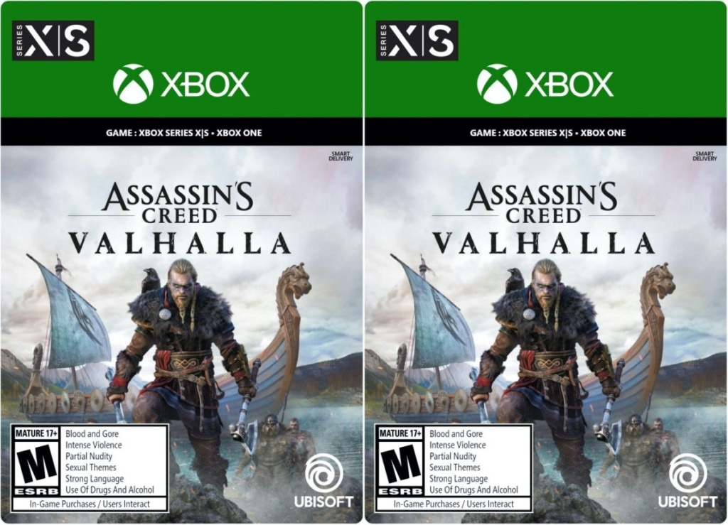 Assassin's Creed Valhalla video game