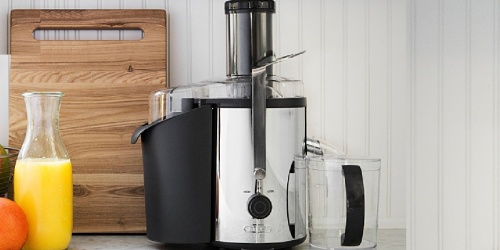 Bella High Power Juice Extractor Only $29.99 on BestBuy.com (Regularly $70) | Best Price!