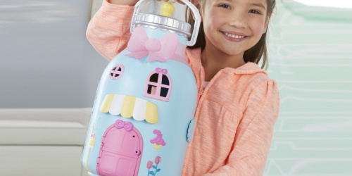Baby Born Surprise Baby Bottle House w/ 20+ Surprises Only $15.98 (Regularly $40)