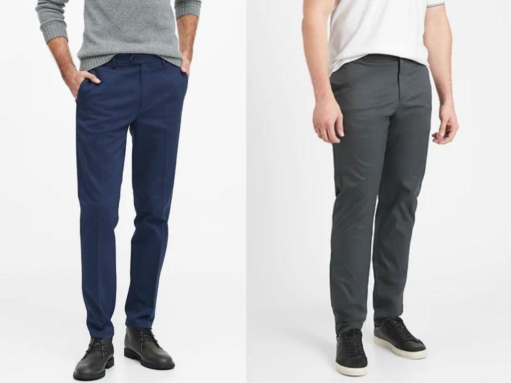 2 pair Banana Republic Men's Pants