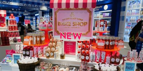 Bath & Body Work's NEW Bake Shop Collection Takes The Cake With 15 Amazing Scents