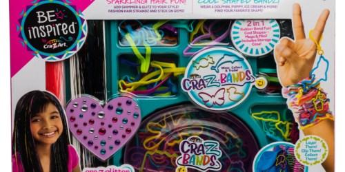 Cra-Z-Art Jewelry Making Kits from $4.99 on Walmart.com (Regularly $10+)