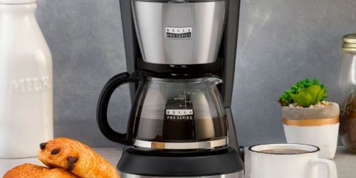 Bella Pro Series 5-Cup Coffee Maker Only $9.99 on BestBuy.com (Regularly $30)
