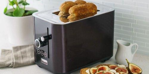 Bella Wide Digital Toaster Just $24.99 on BestBuy.com (Regularly $50)