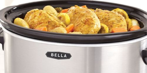 Bella 5-Quart Slow Cooker & Mini Dipper Just $17.99 on BestBuy.com (Regularly $40)