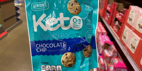 ALDI is Now Selling Keto Cookies in Two Sweet Flavors