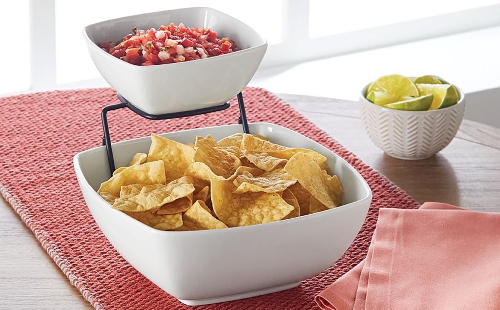Better Homes & Gardens Chips and Dip Set