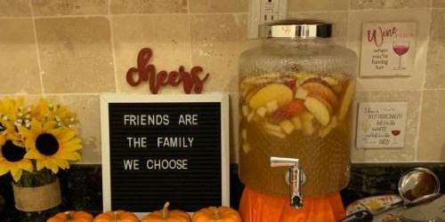 *HOT* 50% Off Kitchenware on Target.com (Beverage Dispenser, Cutting Mats & More!)