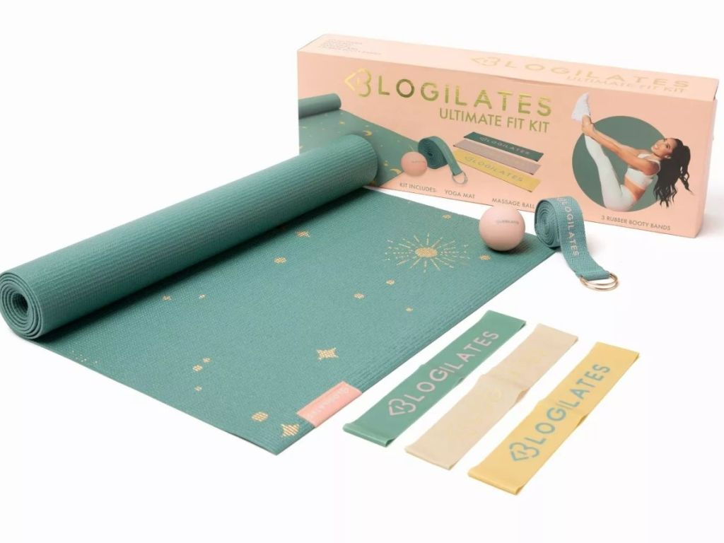 Blogilates Ultimate Fit Kit with packaging
