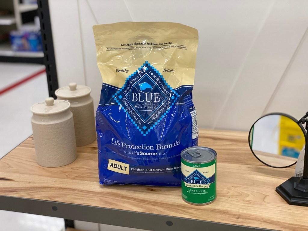 Blue Buffalo Dog Foods