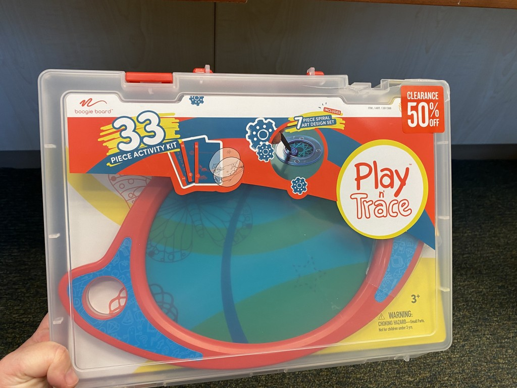Boogie Board clearance at Barnes & Noble