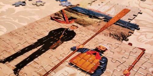 Buffalo Games 1,000 Piece Jigsaw Puzzle Only $8 on Amazon (Regularly $15)