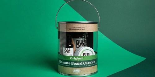 Bulldog Men's Ultimate Beard Care 5-Piece Kit Only $14.40 Shipped on Amazon (Regularly $20)