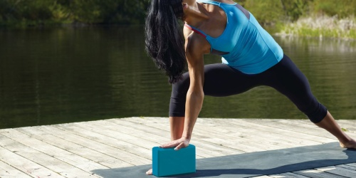 Yoga Blocks 2-Count Only $5.40 on Walmart.com (Regularly $15) | Just $2.70 Each