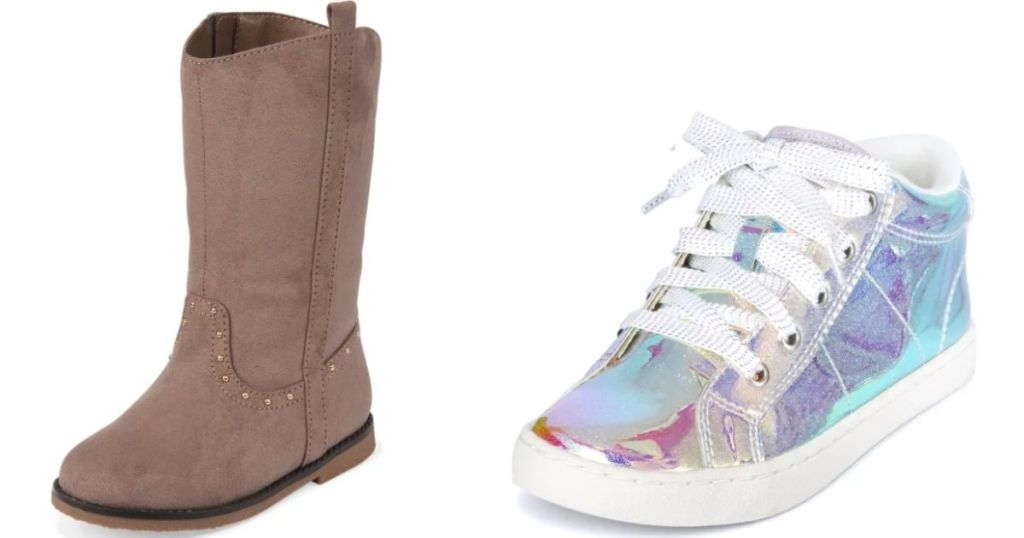 Children's Place Boots and Sneakers