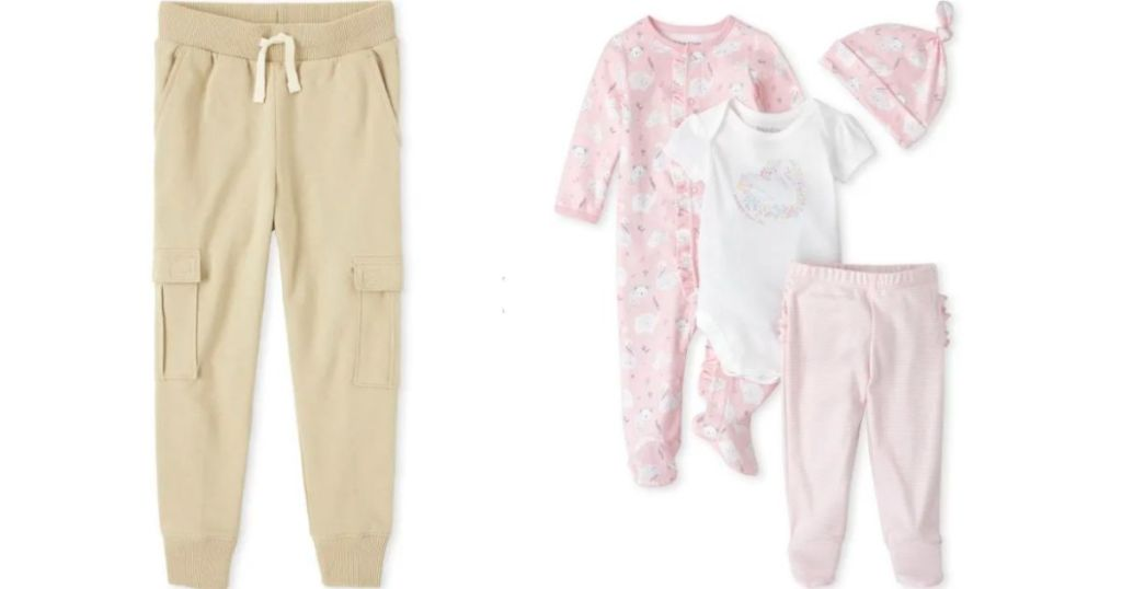 Children's Place Pants and Baby Sets