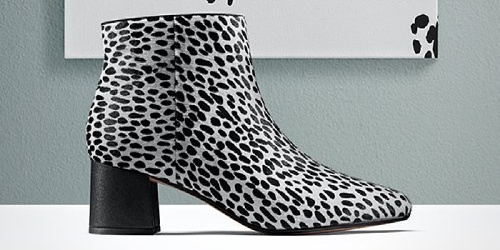 Clarks Women's Booties Only $39.99 on Zulily.com