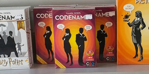 Codenames Board Game Only $6.89 on Target.com | Lowest Price