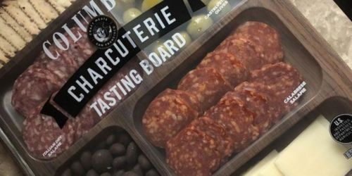 Columbus Charcuterie Tasting Board Only $7.79 at Target (Regularly $14) – In Stores or Online