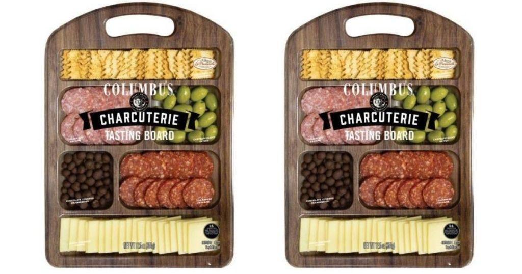 2 Columbus Charcuterie Tasting Boards