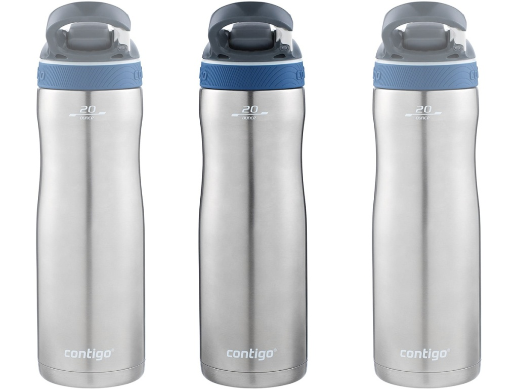 contig stainless steel water bottles