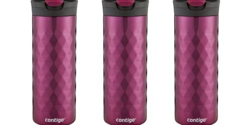 Contigo Stainless Steel 20oz Travel Mug Only $7.50 on Amazon (Regularly $15)