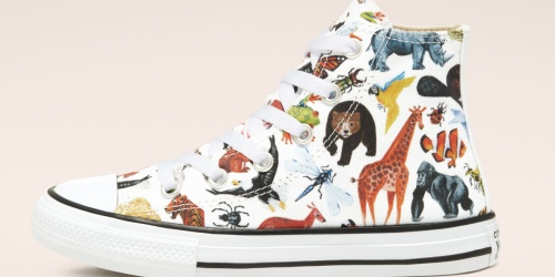 Converse Kids Shoes from $13.79 Shipped (Regularly $40) | Lots of Fun Styles
