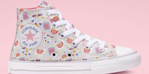 Converse Llama Party High-Top Kids Shoes Just $19.99 Shipped + Over 50% Off Other Styles