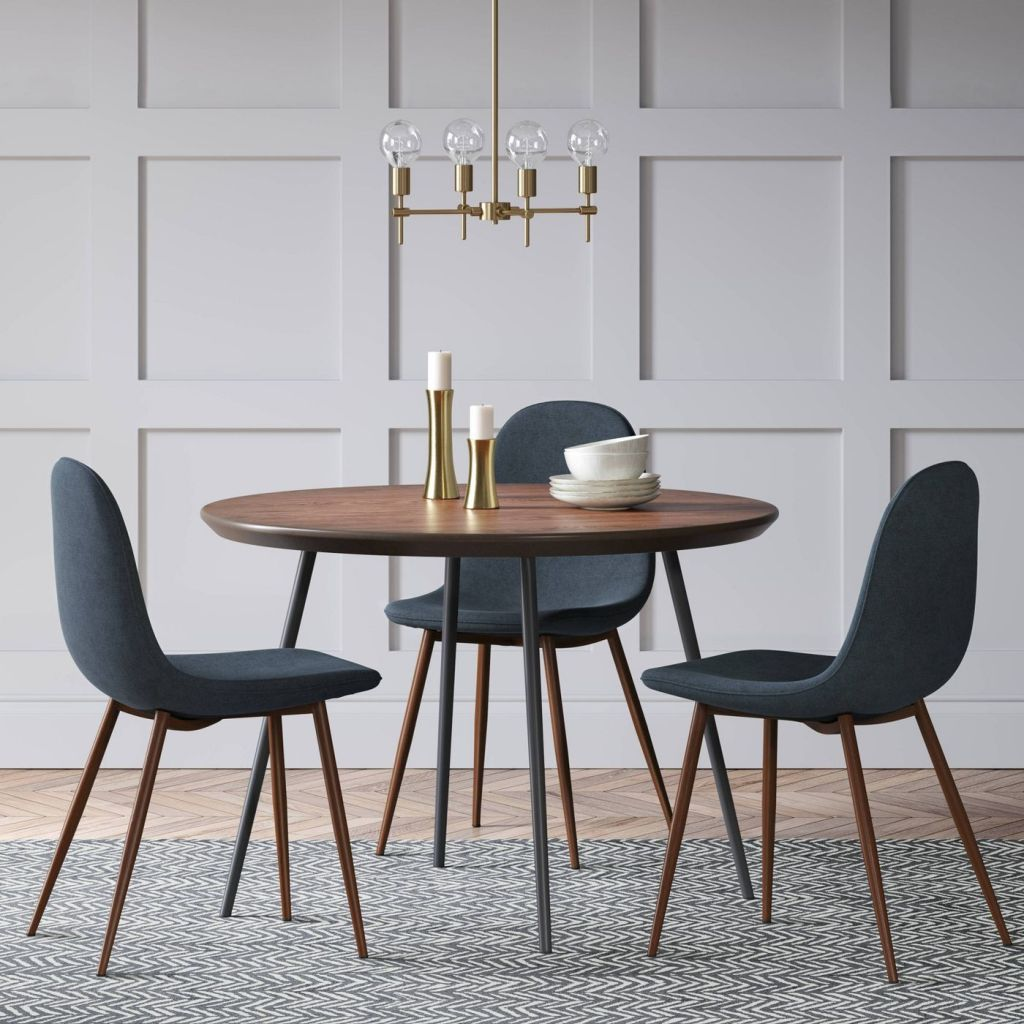 Copley Chairs around a dining table