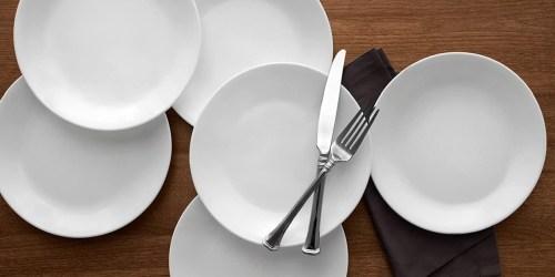 Corelle Plates 6-Piece Set Just $16.99 on Amazon (Regularly $26)