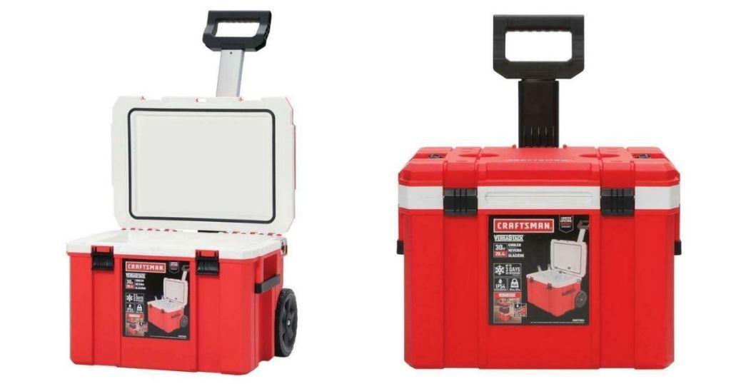 2 Craftsman VersaStack Coolers