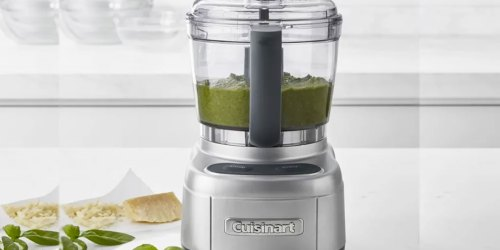 Cuisinart Mini Food Processor Just $33.96 Shipped on Zulily w/ Our Exclusive Discount