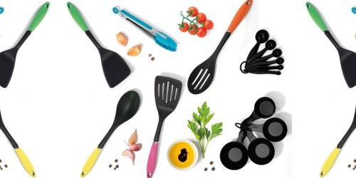 Cuisinart Curve 15-Piece Kitchen Tool Set Only $14.99 on Macy's.com (Regularly $40)