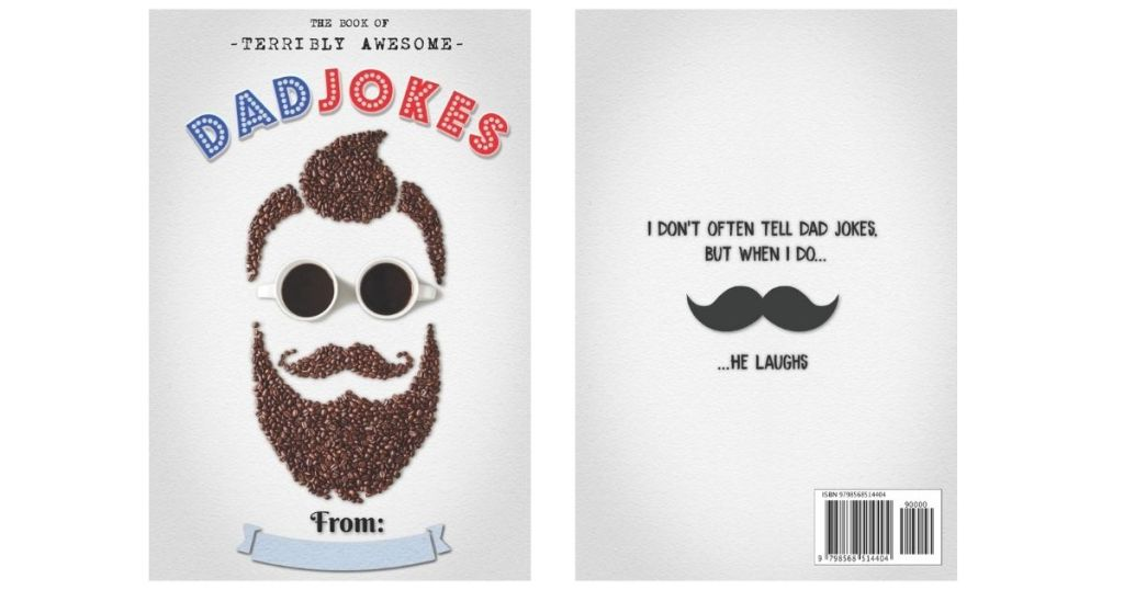 A joke book for dads