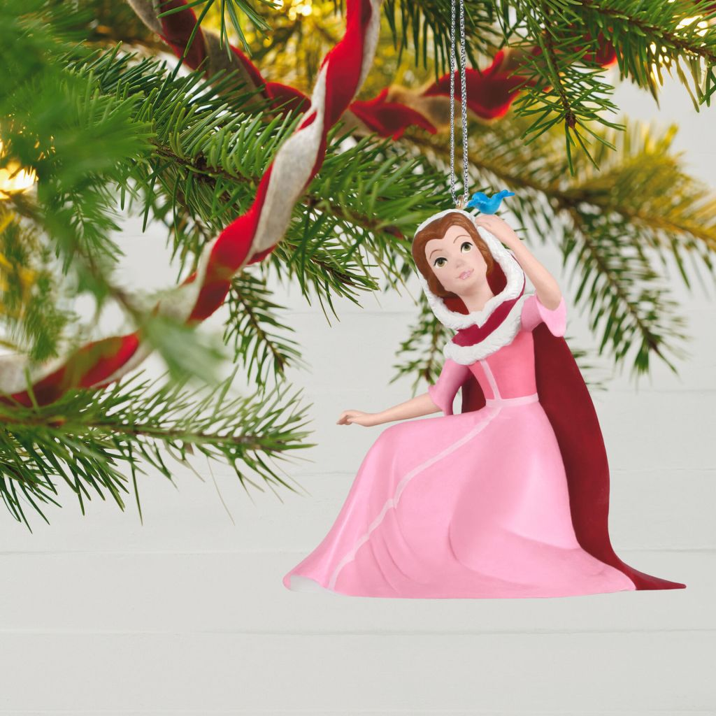 Disney's Belle from Beauty & The Beast Hallmark ornament