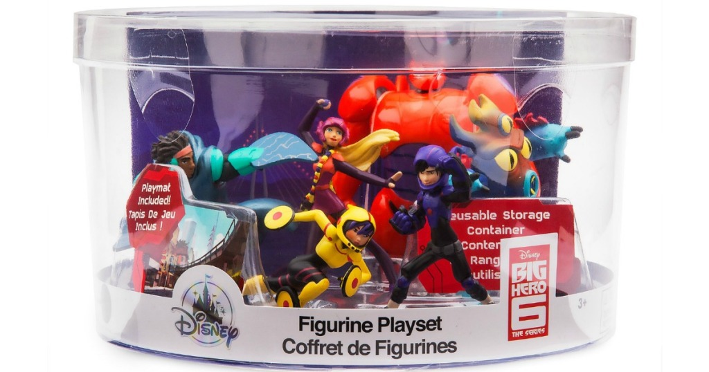 Disney Figurine Playsets
